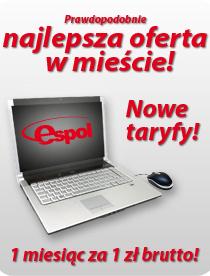 Espol Internet Telefon Telewizja HD
